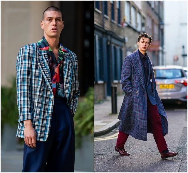 Мужская неделя моды в Лондоне: лучшие стритстайл-образы (ФОТО) - фото №13