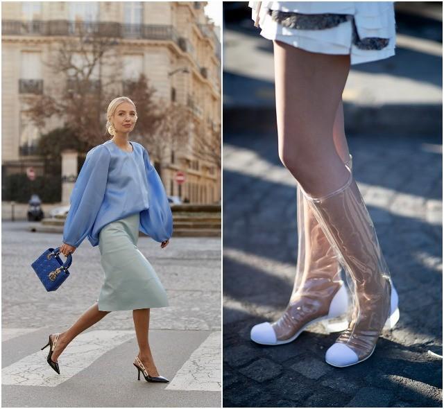 Стритстайл на Неделе высокой моды в Париже: как носить кутюр каждый день - фото №1