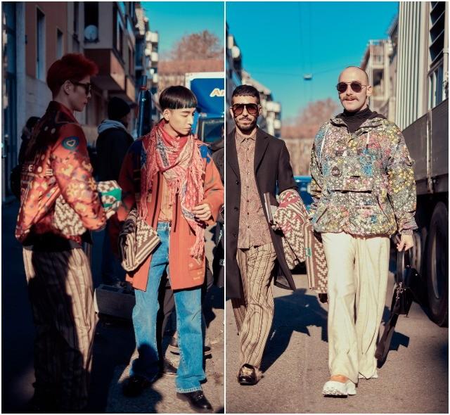 Что носят в Милане: обзор лучших стритстайл-образов с Недели мужской моды - фото №22