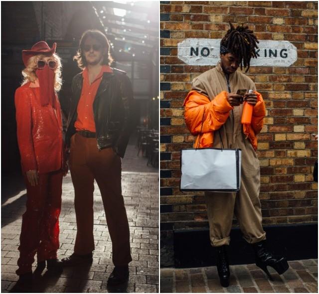 Мужская неделя моды в Лондоне: лучшие стритстайл-образы (ФОТО) - фото №4