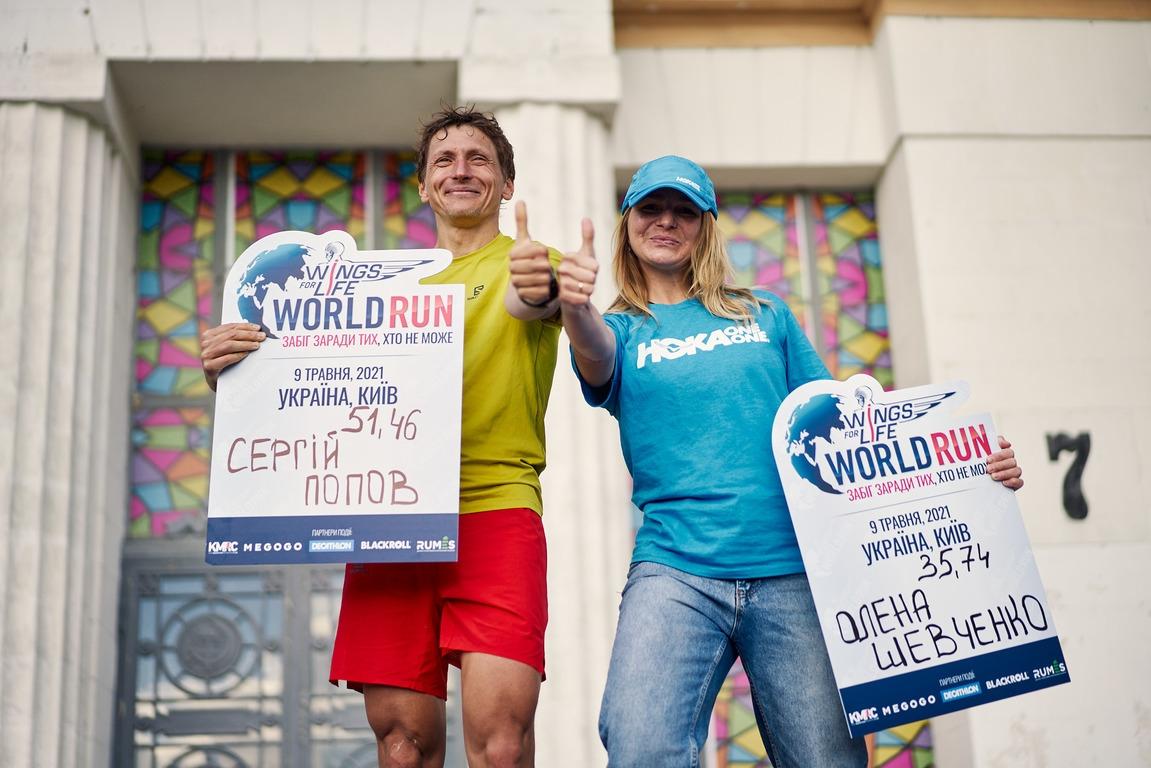 Рекорд: 184236 участников приняло участие в Wings for Life World Run - фото №3