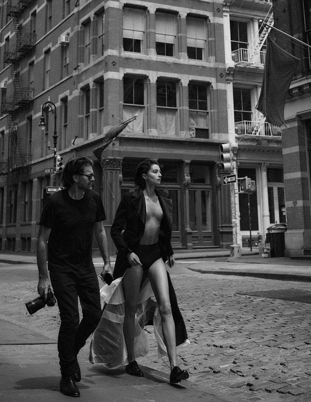 Любовь после пандемии: новая обложка польского Vogue (ФОТО) - фото №2