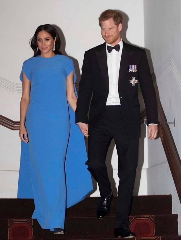 меган маркл и принц гарри фото