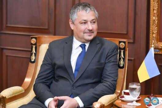 Умер Андрей Бешта, бывший посол Украины в Таиланде - фото №1