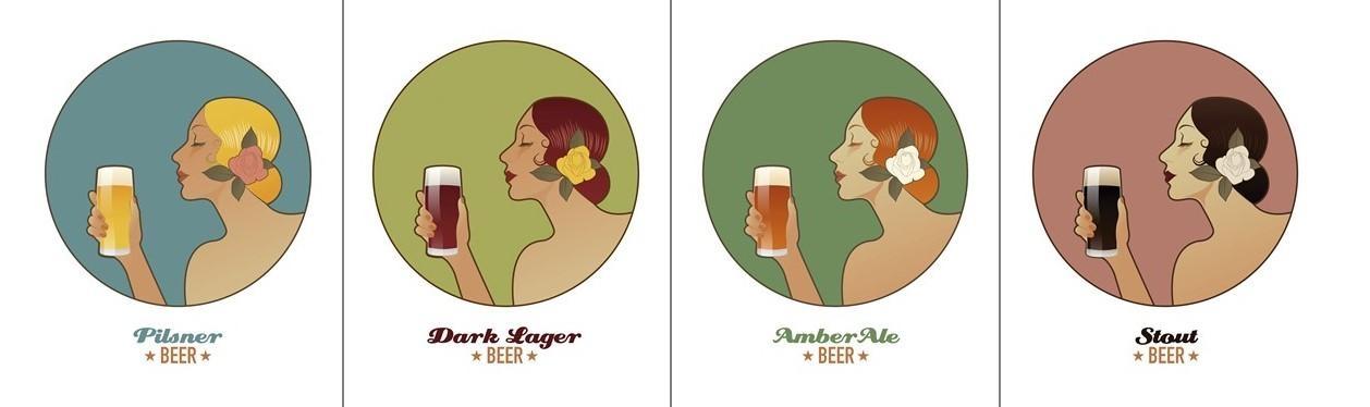 пиво женский напиток