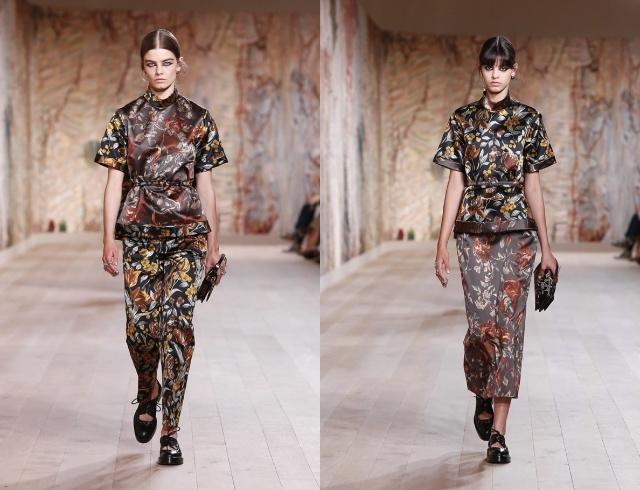 Неделя высокой моды в Париже: Dior, Chanel, Schiaparelli и другие коллекции именитых брендов (ФОТО) - фото №6
