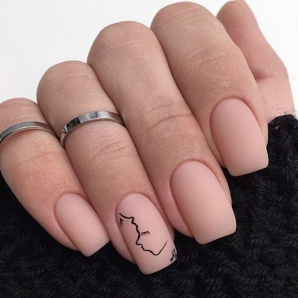 Стильный маникюр: ТОП-20 дизайнов ногтей на лето - фото №20