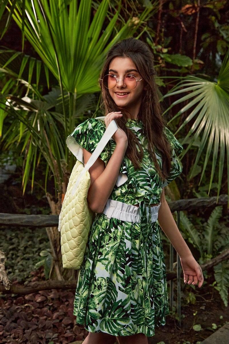 Модные принты и натуральные ткани в новой коллекции Andre Tan Kids SS 2021 (ФОТО) - фото №2