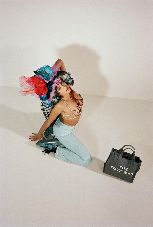 Дочь Мадонны стала лицом новой рекламной кампании Marc Jacobs (ФОТО) - фото №3