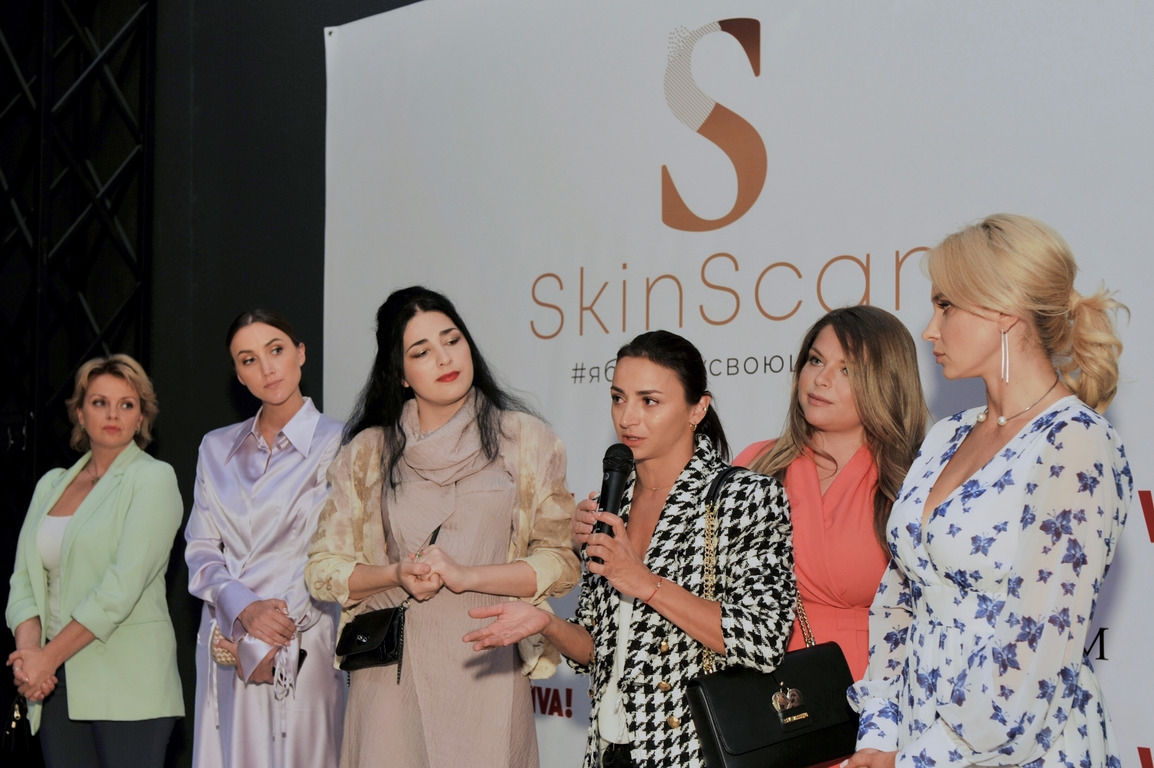 Дни меланомы в Украине: 8 известных украинок пришли на презентацию проекта SkinScan. Я берегу свою кожу - фото №2