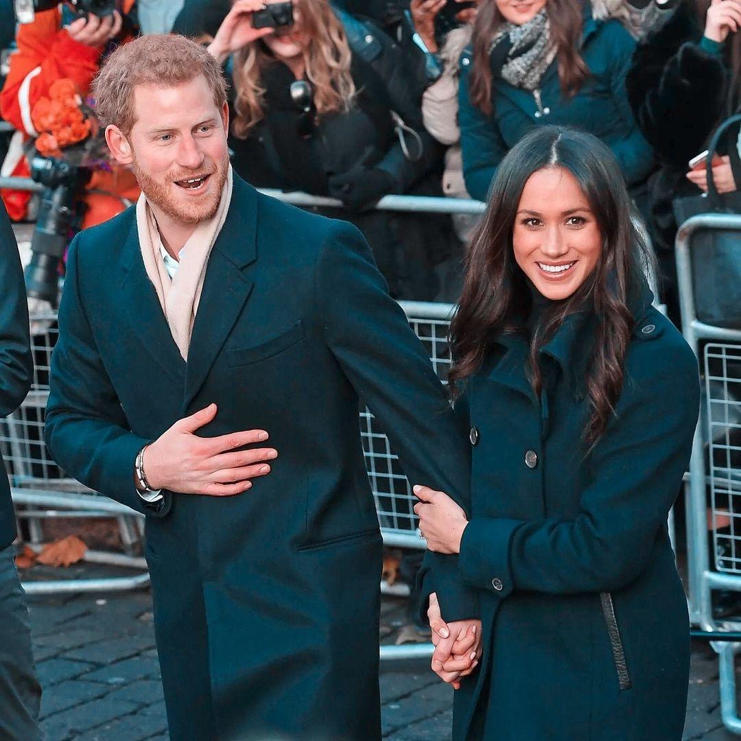 меган и гарри приедут в великобританию