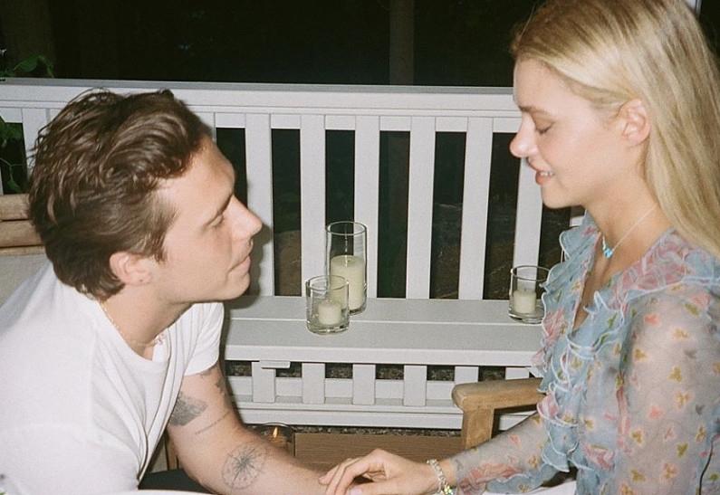 Ничего личного: Бруклин Бекхэм и Никола Пельтц заключили брачный договор - фото №2