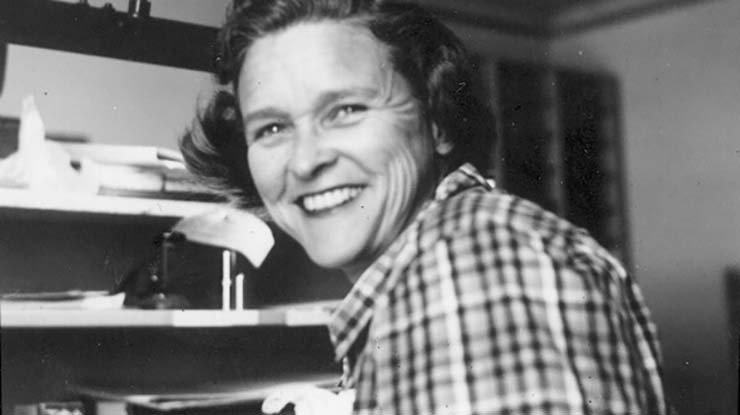 Умерла знаменитая художница Disney Рути Томпсон: ей было 111 лет - фото №1