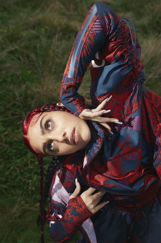 Дочь Мадонны Лурдес Леон снялась в рекламной кампании Stella McCartney x Adidas (ФОТО) - фото №3