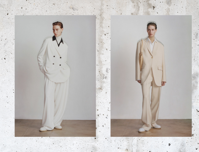 Знаменитые близнецы: Мэри-Кейт и Эшли Олсен представили новую коллекцию своего бренда The Row. - фото №2