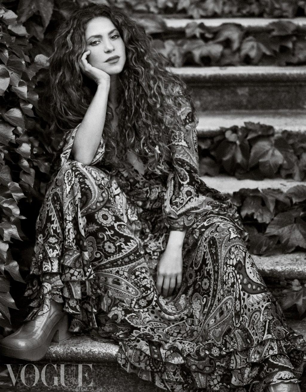 Шакира впервые за долгое время появилась на обложке глянца (ФОТО) - фото №5
