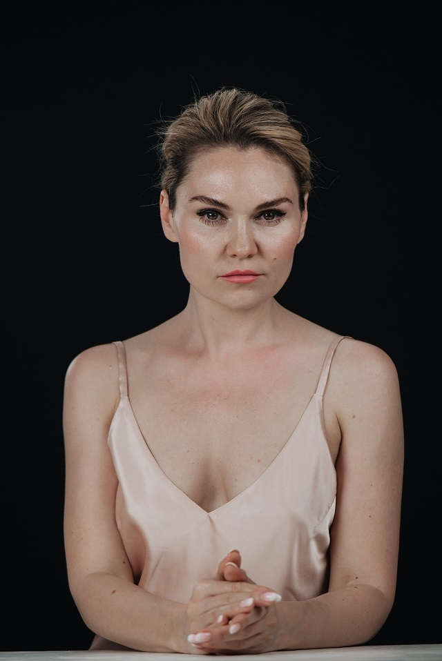 Лилия Нагорная актриса интервью