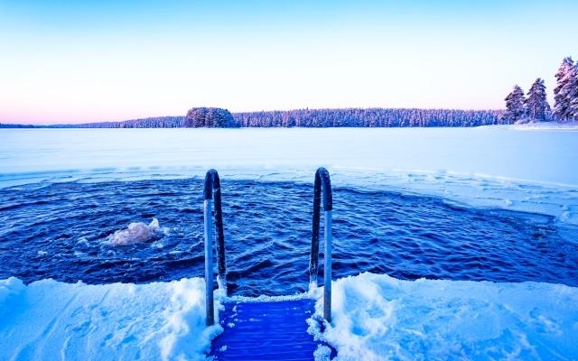 купание в проруби 2021 киев