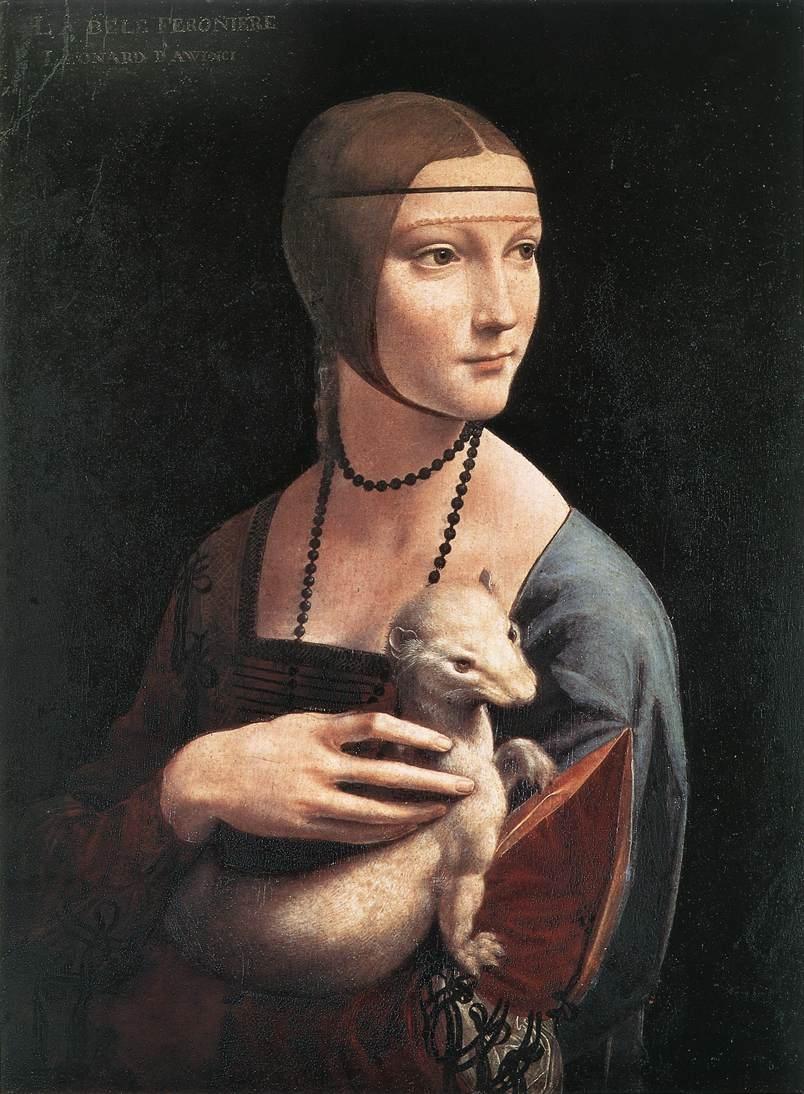 Леонардо да Винчи: интересные факты, неожиданные открытия и самые популярные картины художника - фото №12