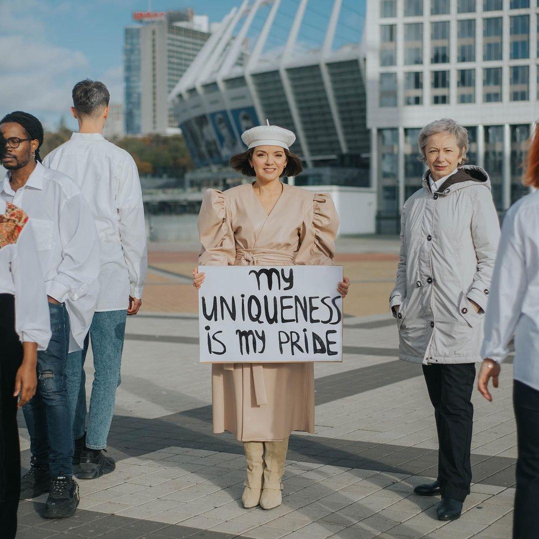 """""""Моя уникальность —это моя гордость"""": Маричка Падалко выступила против дискриминации - фото №3"""