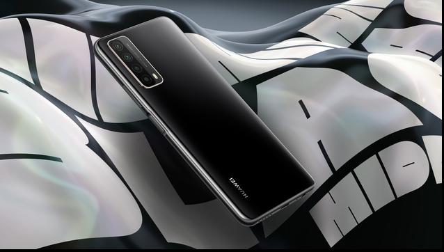 Смартфон Huawei P smart 2021 — все, что нужно для работы и развлечений - фото №3