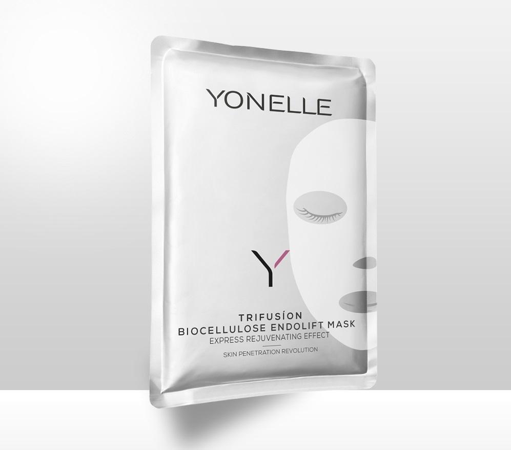 Yonelle Trifusion Biocellulose Endolift Mask