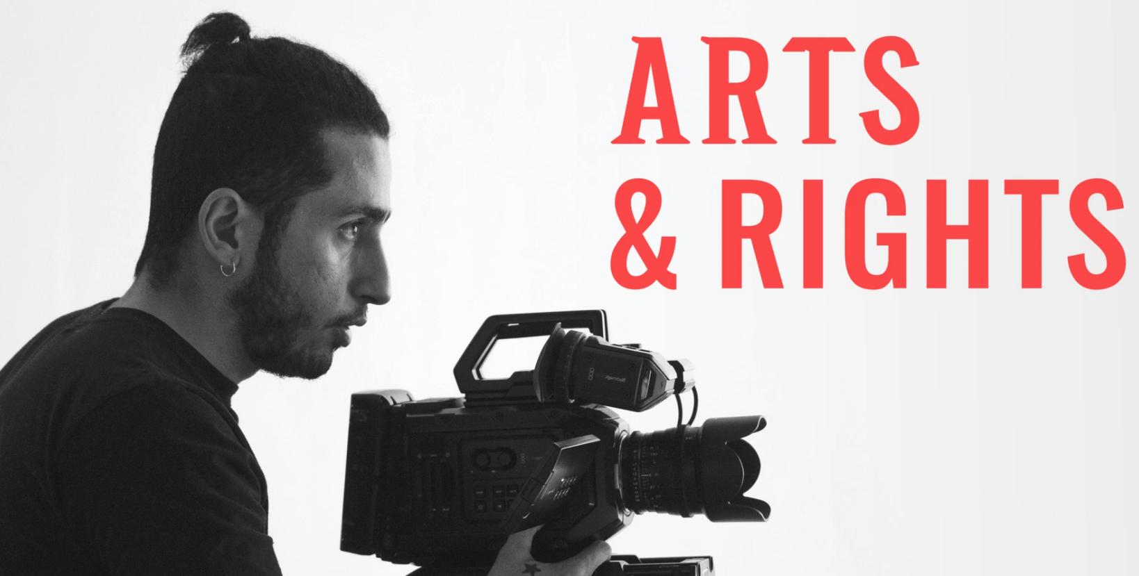 Як зняти кіно та змінити світ? Онлайн-презентація правозахисних документальних проєктів Arts&Rights - фото №2