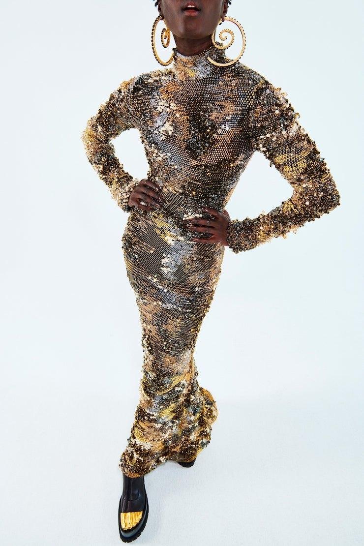 231 секунда высокой моды: обзор новой коллекции Schiaparelli Haute Couture (ФОТО+ВИДЕО) - фото №8