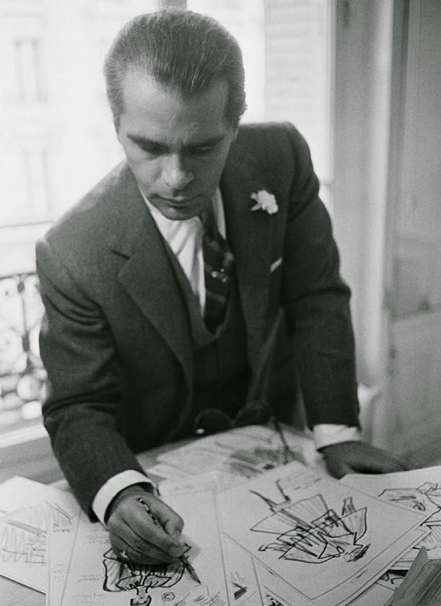 В памяти навсегда: вспоминаем историю легендарного Карла Лагерфельда - фото №6