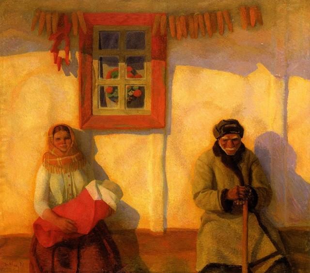 День рождение Татьяны Яблонской: как творила во время репрессий и чем запомнилась легендарная художница - фото №6