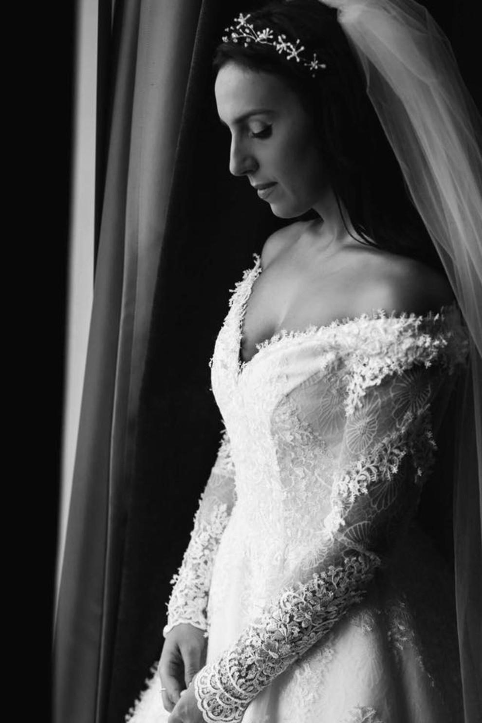 Самые яркие свадебные платья украинских звезд (ФОТО) - фото №15