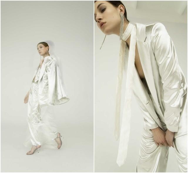 Американская певица Victoria Monét в платье украинского дизайнера - фото №2