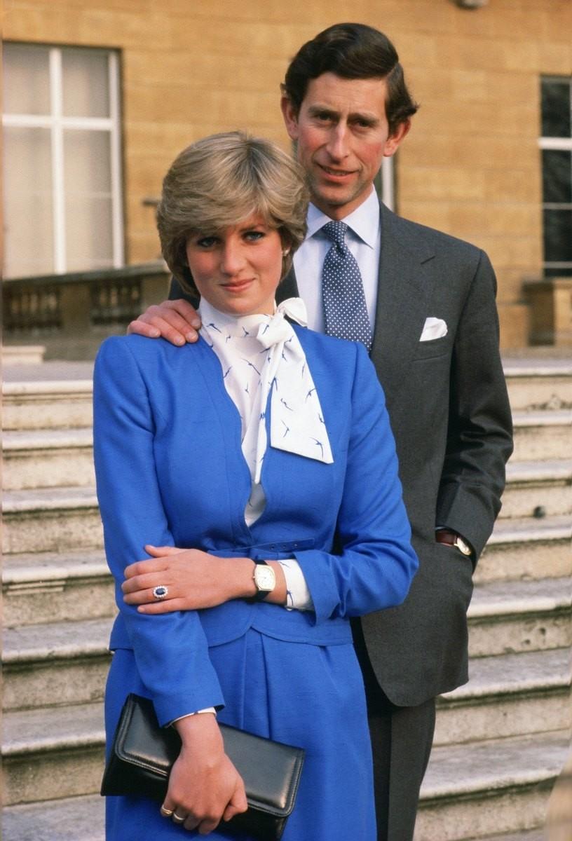 помолвка принцессы дианы и принца чарльза