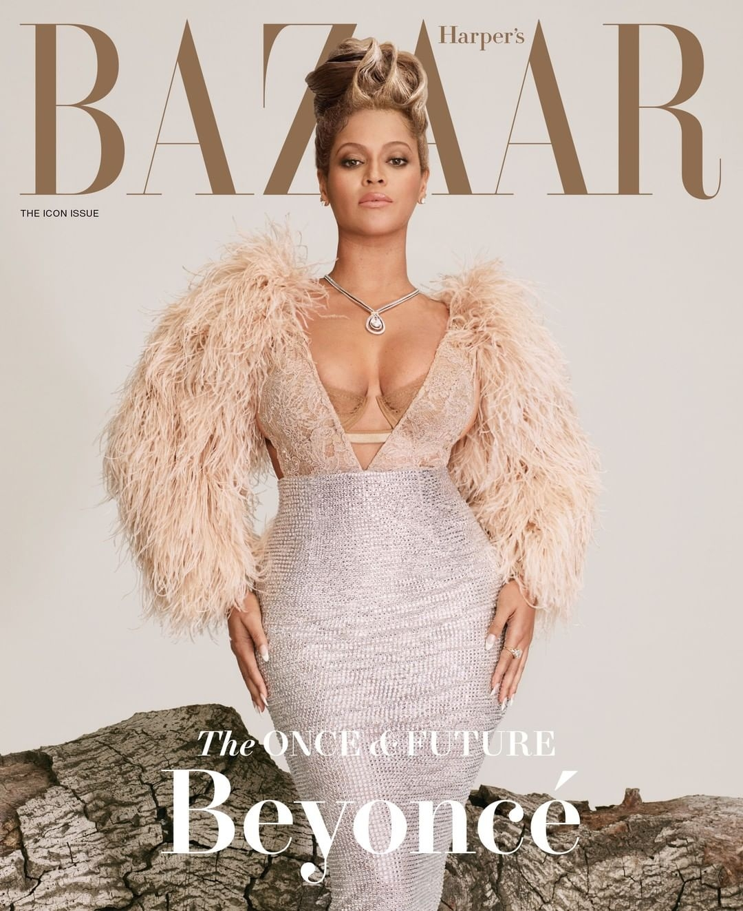 бейонсе Harper's Bazaar 2021