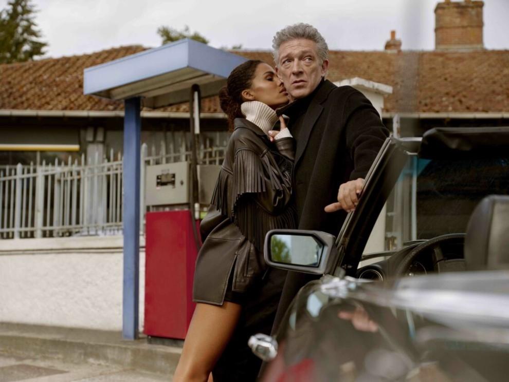 Чувственная пара: Венсан Кассель и Тина Кунаки стали главными героями рекламной кампании The Kooples (ФОТО) - фото №2
