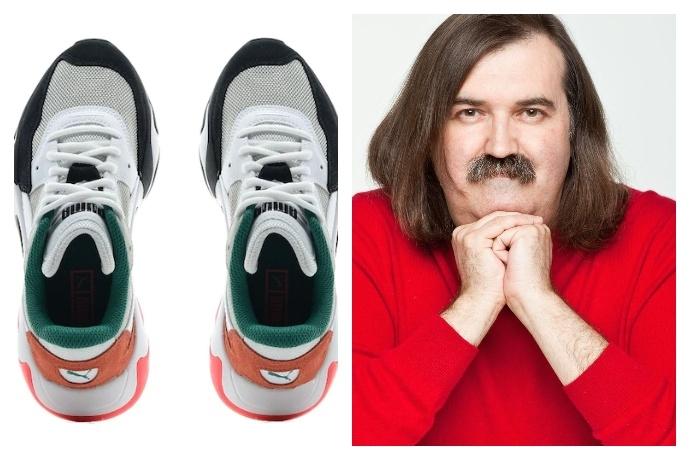Скандал: Puma выпустили кроссовки с портретом Адольфа Гитлера - фото №3