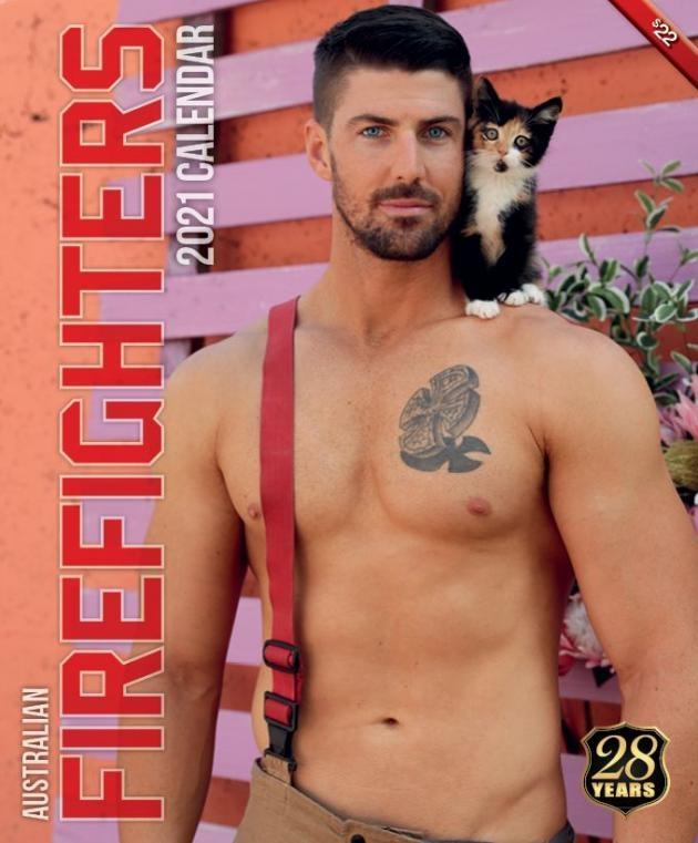 календарь австралийских пожарных