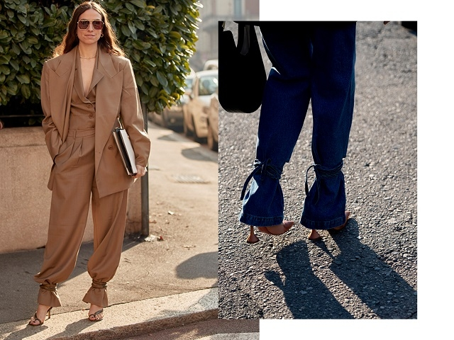 Стритстайл с Миланской недели моды: главные тренды и модные решения, которые ты должна знать (ФОТО) - фото №11