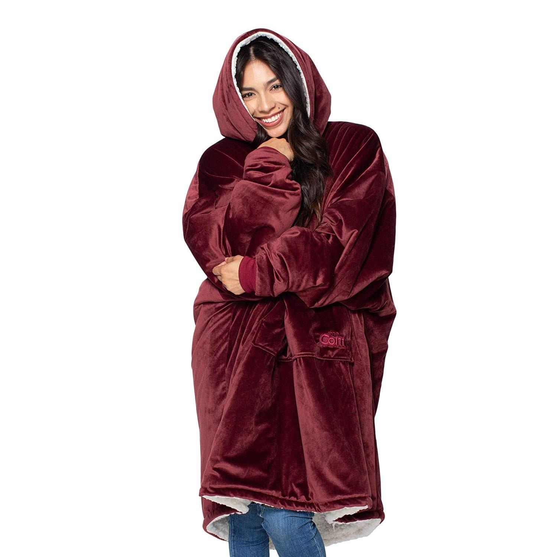 Худи-одеяло