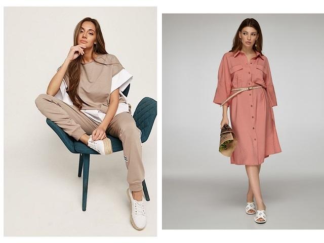 Стильный карантин: подборка красивой домашней одежды от украинских брендов - фото №2