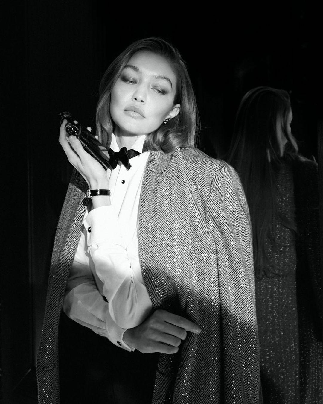 Джиджи Хадид стала лицом нового аромата Ralph Lauren (ФОТО+ВИДЕО) - фото №4
