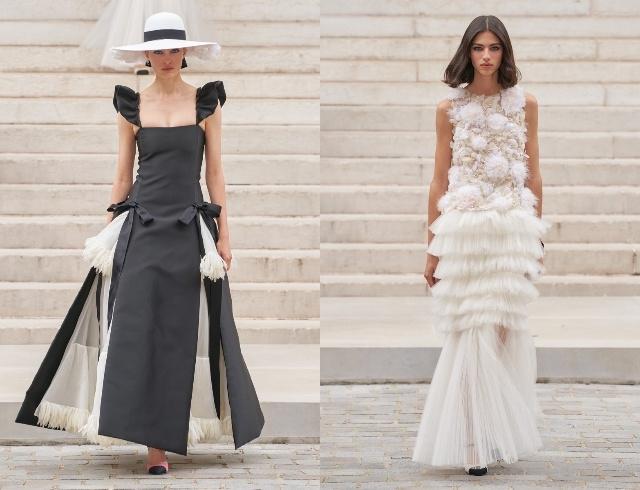 Неделя высокой моды в Париже: Dior, Chanel, Schiaparelli и другие коллекции именитых брендов (ФОТО) - фото №9