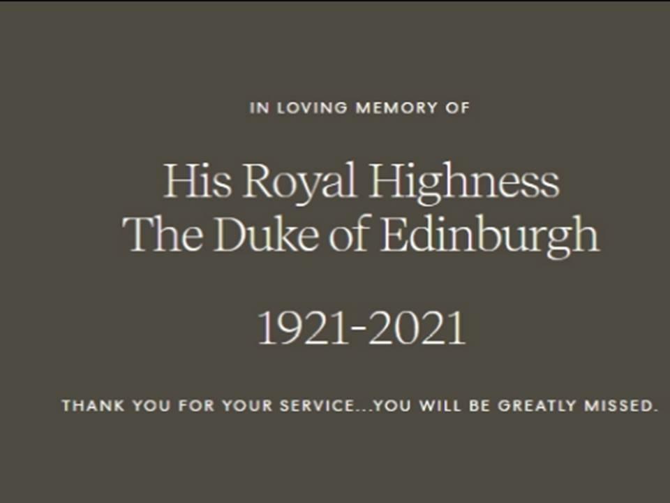 """""""Будет не хватать вас"""": принц Гарри и Меган Маркл почтили память принца Филиппа - фото №1"""