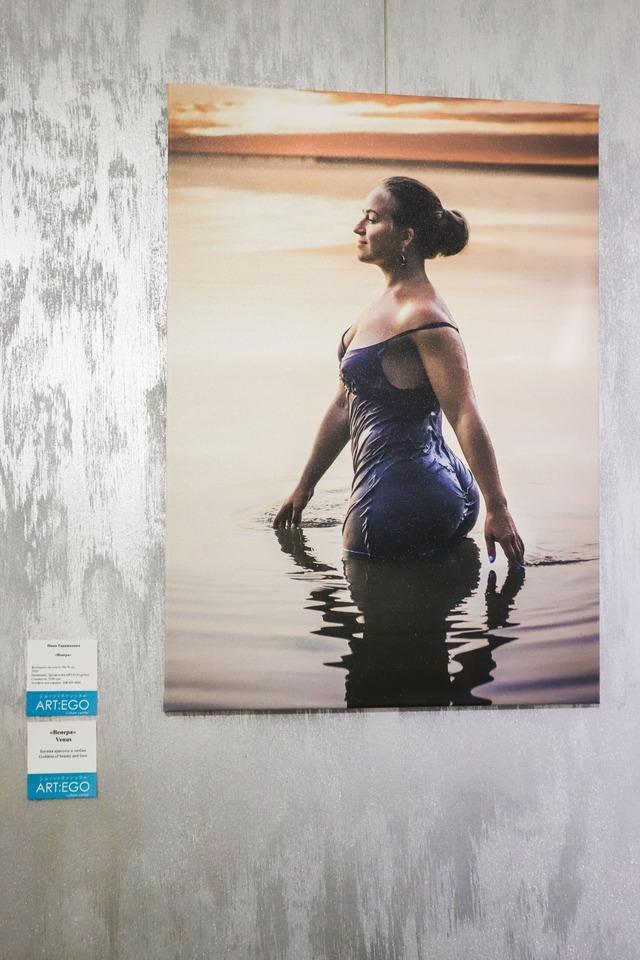 Белорусская фотохудожница Нина Тарашкевич презентовала в Киеве свою выставку - фото №1