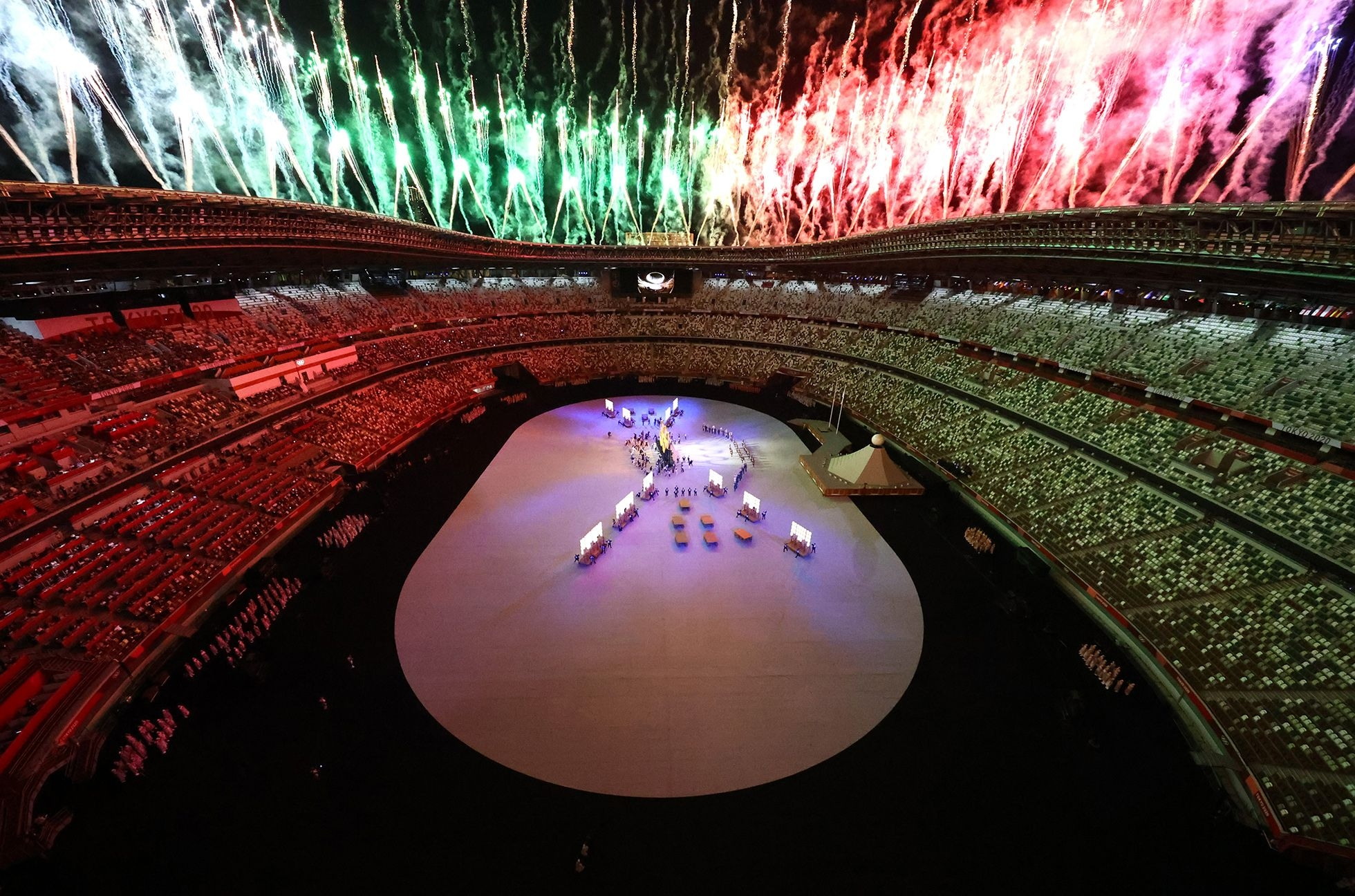 Олимпийские игры в Токио-2021: как прошла церемония открытия? - фото №6