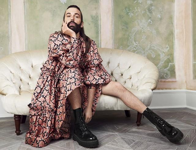впервые за 35 лет на обложке Cosmopolitan появился мужчина