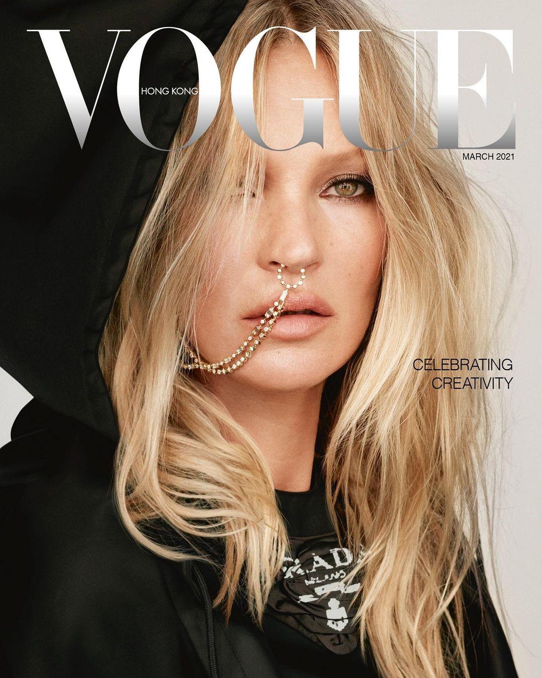 Кейт Мосс снялась для Vogue и поразила поклонников неувядающей красотой (ФОТО) - фото №3