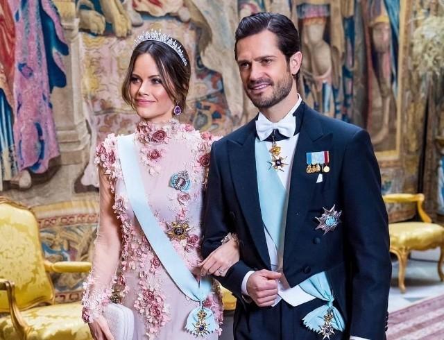 принц Швеции Карл Филипп и принцесса София ждут ребенка