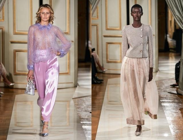 Неделя высокой моды в Париже: рассматриваем коллекции Armani, Jean Paul Gaultier и дургих диазйеров - фото №2