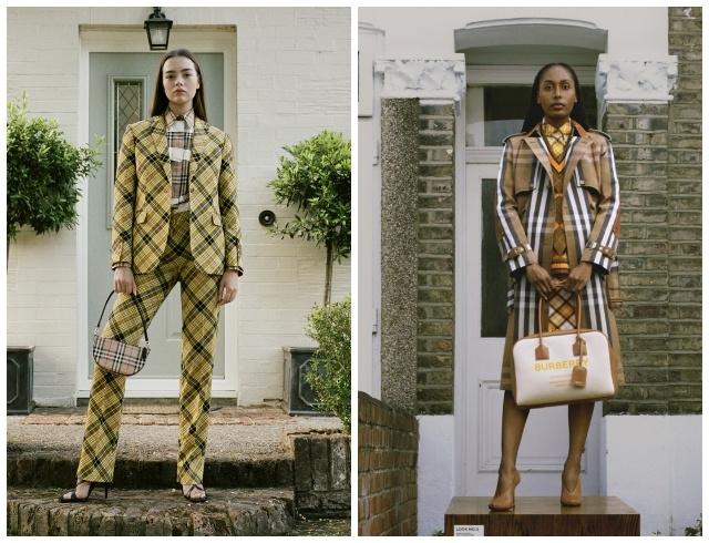 Как работники бренда стали моделями? Смотрите обзор новой круизной коллекции Burberry (ФОТО) - фото №1